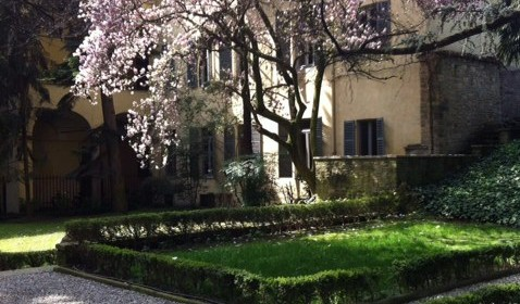 giardino di Casa Arata